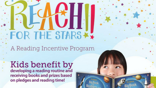 Programs: Reach for the Stars - Reading Incentive Program